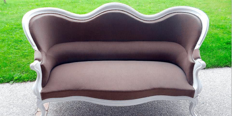 photo fauteuil rustique